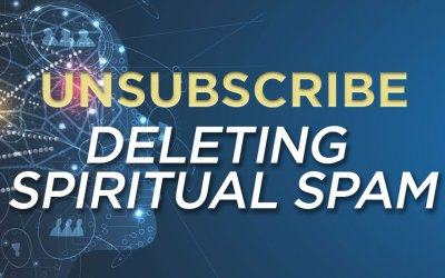 Deleting Spiritual Spam