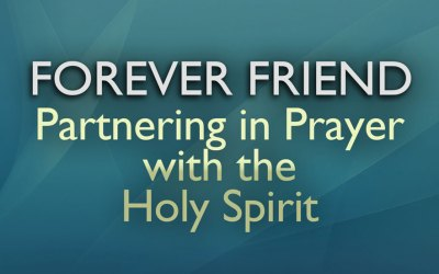 Partnering in Prayer with the Holy Spirit