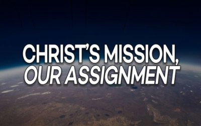 God's Mission, Our Assignment