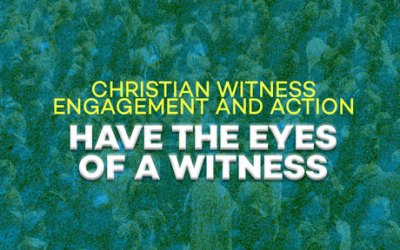 Have the Eyes of a Witness