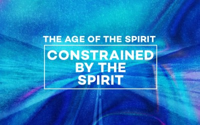 Constrained by the Spirit