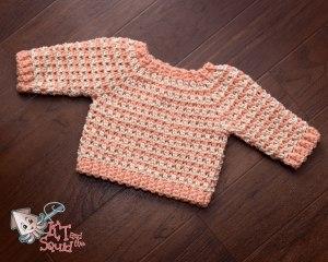 Newborn Cheer Sweater