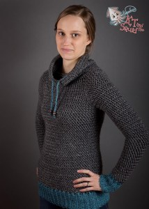 How to choose the right size to make. Crocheting/knitting a sweater.