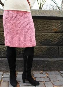 © Underground Crafter Modern Melissa Skirt by Marie Segares