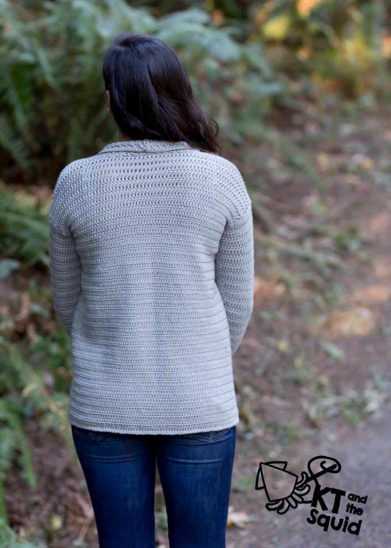 Kram Cardi - Crochet Pattern