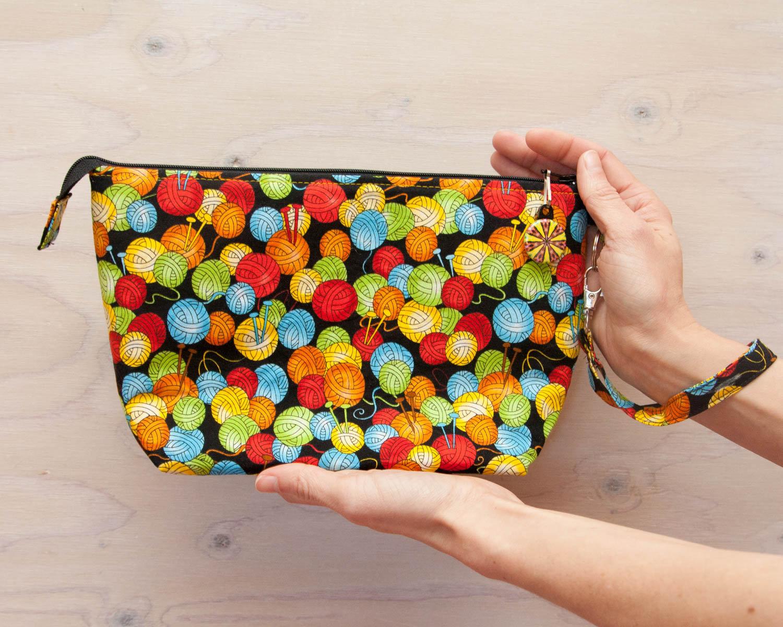 Yarn Balls - Debbins Bag - KT and the Squid 47f852b7dee