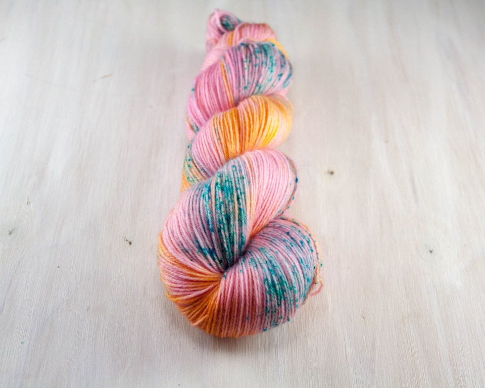 Octobers Mystery Yarn – Dyed for you