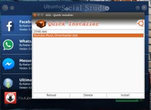 Ktechpit software center for ubuntu by Keshav Bhatt