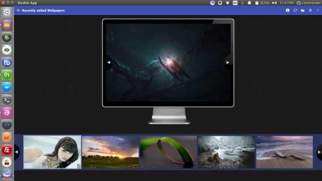 deskie ubuntu