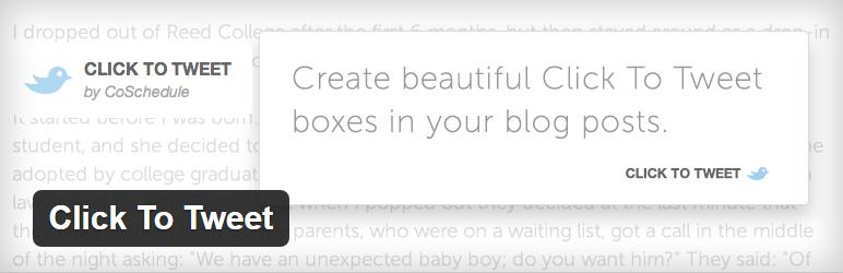 31 click to tweet wordpress plugin 2016 wpexplorer