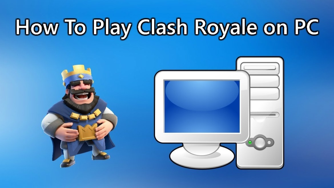 Play clash royal on Ubuntu / Linux / Windows