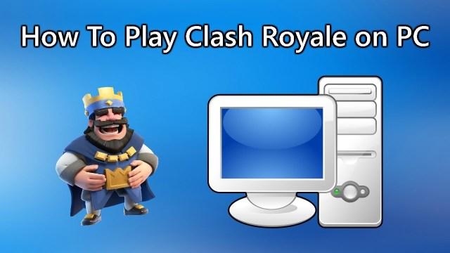 Play clash royal on Ubuntu / Linux / Windows