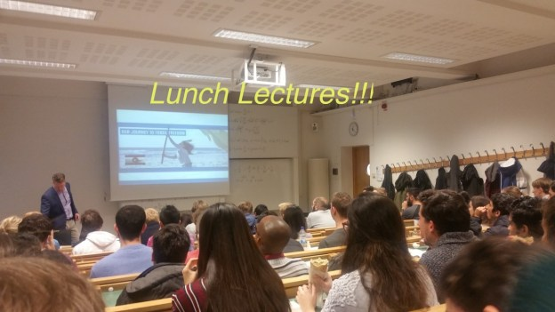 THS ARMADA LUNCH LECTURES