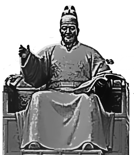 King Sejong - Creator of Hangul