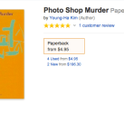 """Photo Shop Murder"" on Amazon"