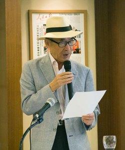 Ko Un reads his work