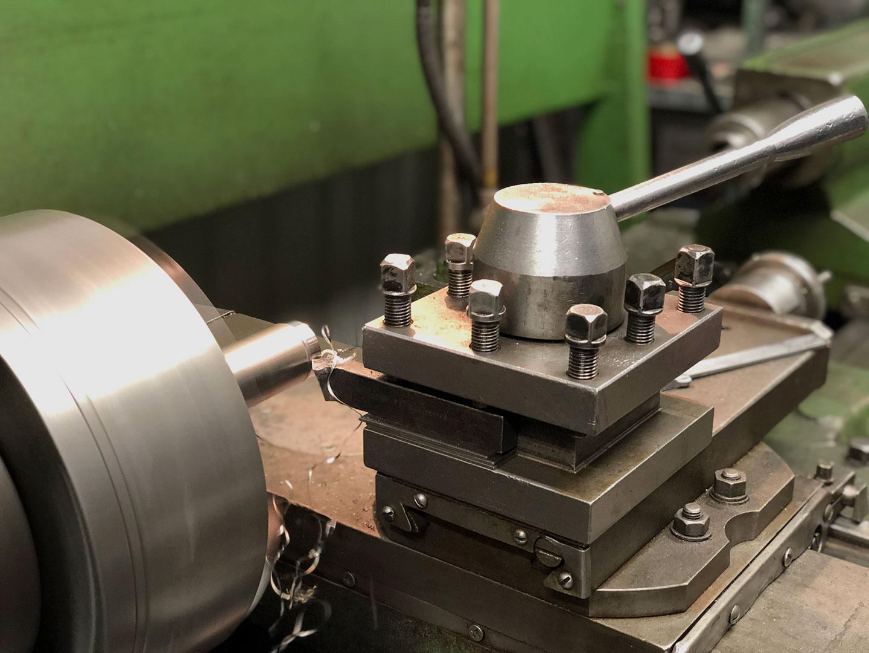 Alumiinium detaili treimine