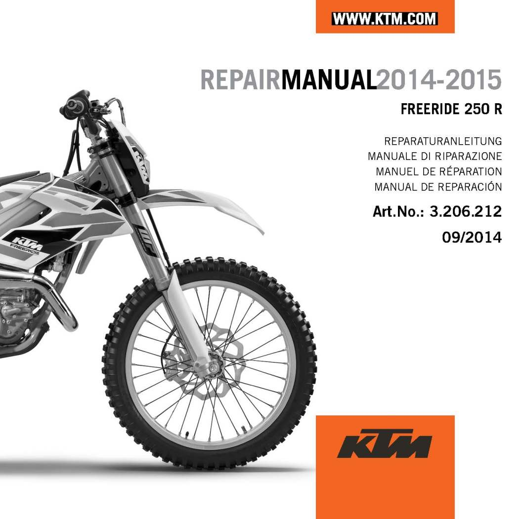 Ktm Parts Manual Wiring Diagram
