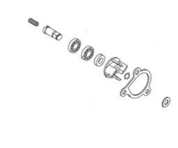 AOMCmx: AMP WP Rebuild Kit KTM 5065 Water Pump Rebuild Kit