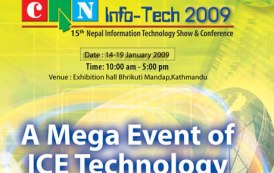 CAN Infotech 2009 - 15th Annual IT Show to start on Jan 14