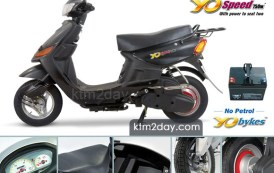 YoByke Electric Scooters