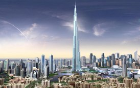 World's tallest building opens in Dubai