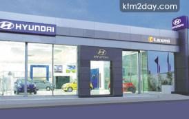 Hyundai Showroom opens in Thapathali
