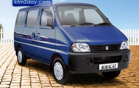 Maruti Eeco van to launch in Nepal after Tihaar festival