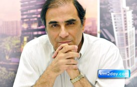 Renowned Hafeez Contractor comes to Nepal