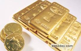 Govt hikes import duty on gold, silver