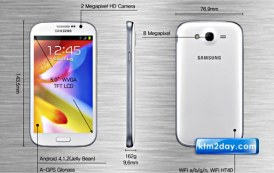 Galaxy Grand smartphone to launch in mid-March