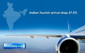 Foreign visitor arrivals by air dip 2pc in March