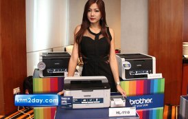Brother launches new laser printers in Nepali market