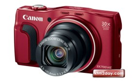Canon rolls out a range of compact cameras