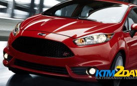 Ford Fiesta 2014 model launched in Nepal