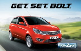 Tata Bolt sport hatchback launched in Nepal