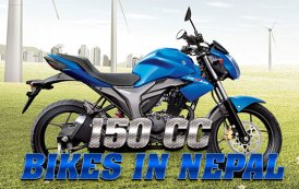 150 cc Bikes in Nepal