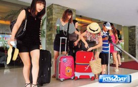 Visa Fee waived for Chinese Tourists