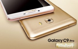 Samsung Galaxy C9 Pro announced for Nepal launch