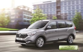 Renault rolls out Lodgy Stepway in Nepali market