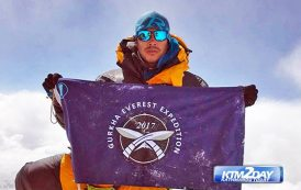 Gurkha soldier ascends Mt. Everest, Lhotse and Makalu in 5 days