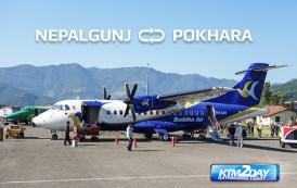 Buddha Air to begin direct flights between Pokhara and Nepalgunj
