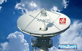 Dish Home increases capacity on Spacecom's Amos-4 satellite