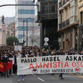 Espanjassa suuria mielenosoituksia – Pablo Hasel on vapautettava