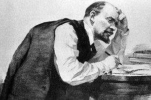 Ktp:n pääsihteeri Tomi Mäkinen: V. I. Leninin pääteokset