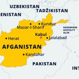 Afganistan 1800-luvun alusta nykyaikaan (Osa 1)