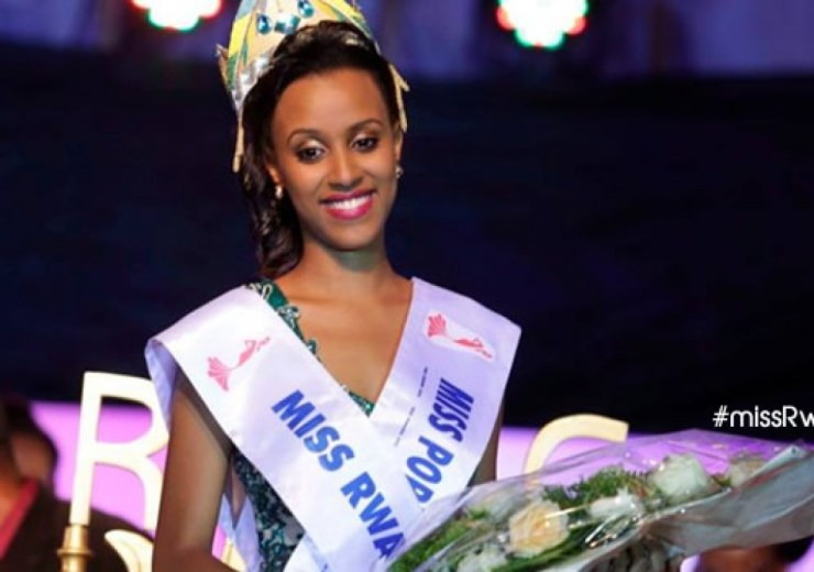 From Second-Hand Car Gift To Broken Language, Here is Miss Rwanda ...