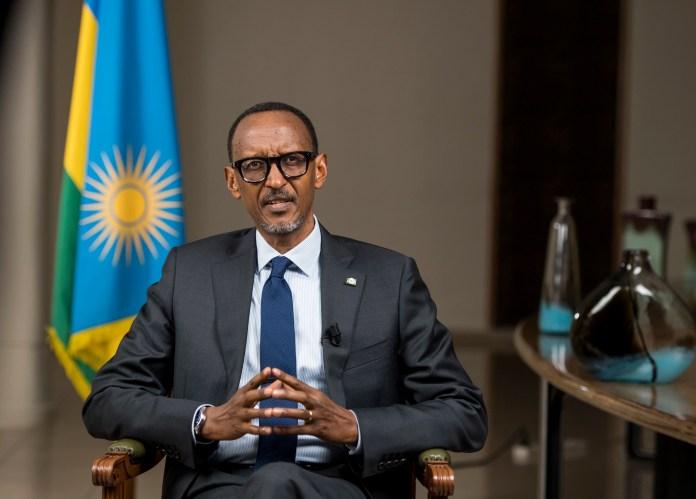 Image result for rwanda president
