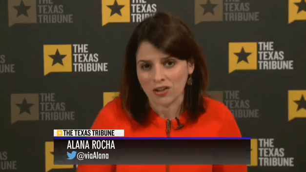 Texas Tribune's Alana Rocha talks Hillary Clinton, municipal IDs