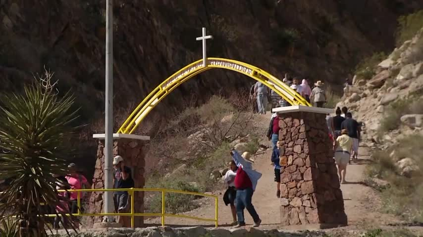 Safety concerns for annual Mt- Cristo Rey pilgrimage_88424042-159532
